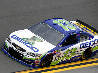 GEICO, TY DILLON, GERMAIN RACING, INK EXTENSIONS