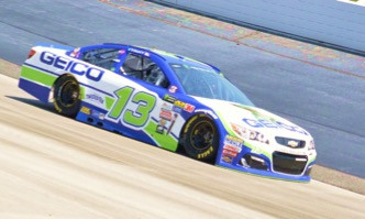 DILLON LEADS DOVER - GEICO RACE REPORT