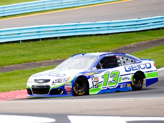WATKINS GLEN - GEICO RACING REPORT