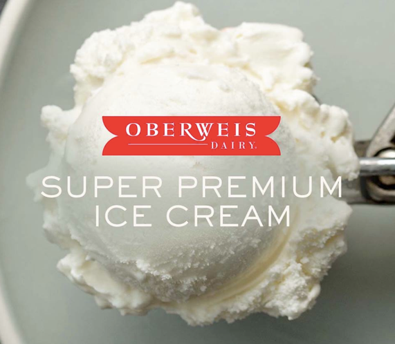 food styling, oberweis, ice cream