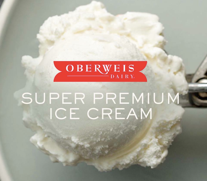 food styling, oberweis, ice cream