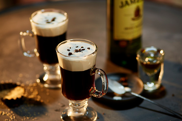 Proper Irish Coffee
