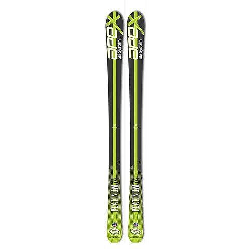 Apex Skis Platinum 74