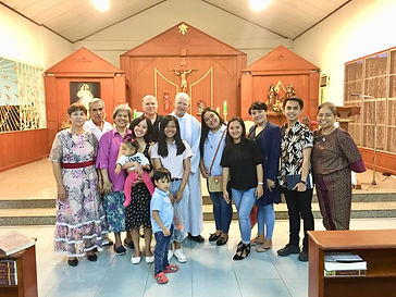 Six Exchange Students (Phillipines) Jan.