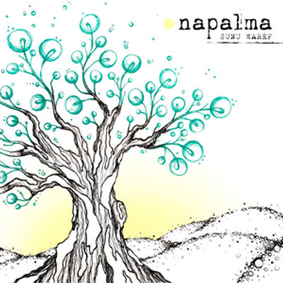 NAPALMA_Sunu_Waref_EP_Cover_by_Rodrigo_T