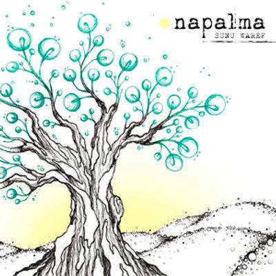 NAPALMA_Sunu_Waref_EP_Cover_by_Rodrigo_T