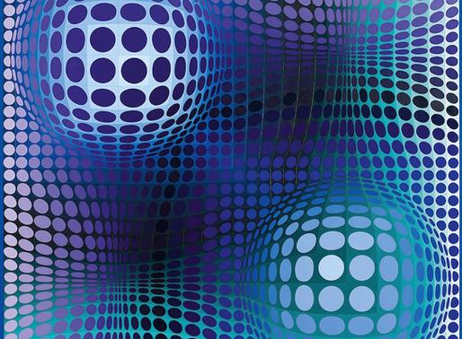 Victor Vasarely. Du bonheur géométrique