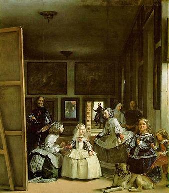 Velázquez ::: Las Meninas ::: Prado