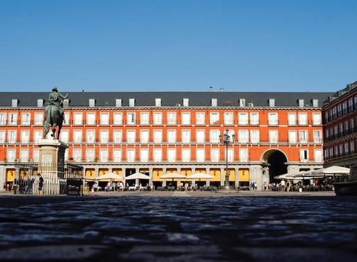 La Plaza Mayor a 400 ans !