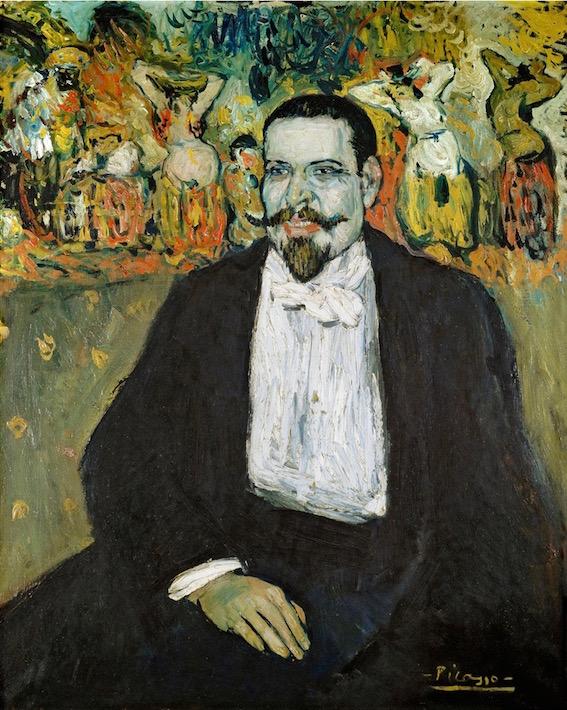 Pablo Picasso, Gustave Coquito, 1901