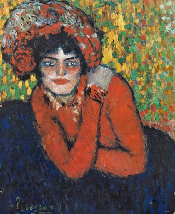 Picasso, L'attente