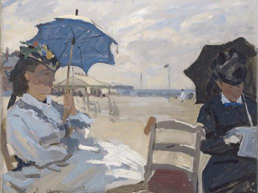 Le plus ouf, c'était Monet