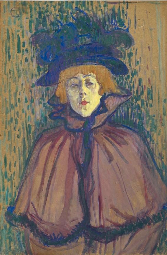 Toulouse-Lautrec, Jane Avril