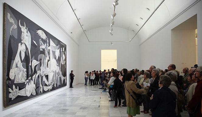 Guernica, Picasso, Dora et l'amour