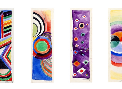 Sonia Delaunay. L'expérience de l'abstraction