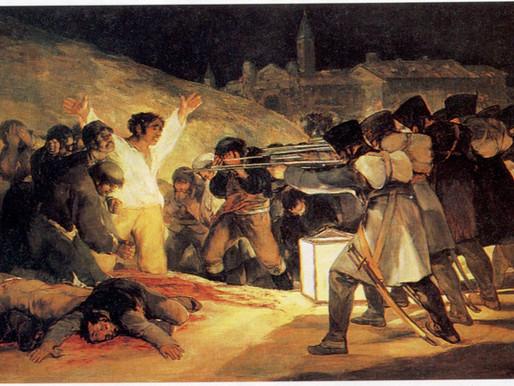 Goya ::: El Tres de Mayo ::: Prado