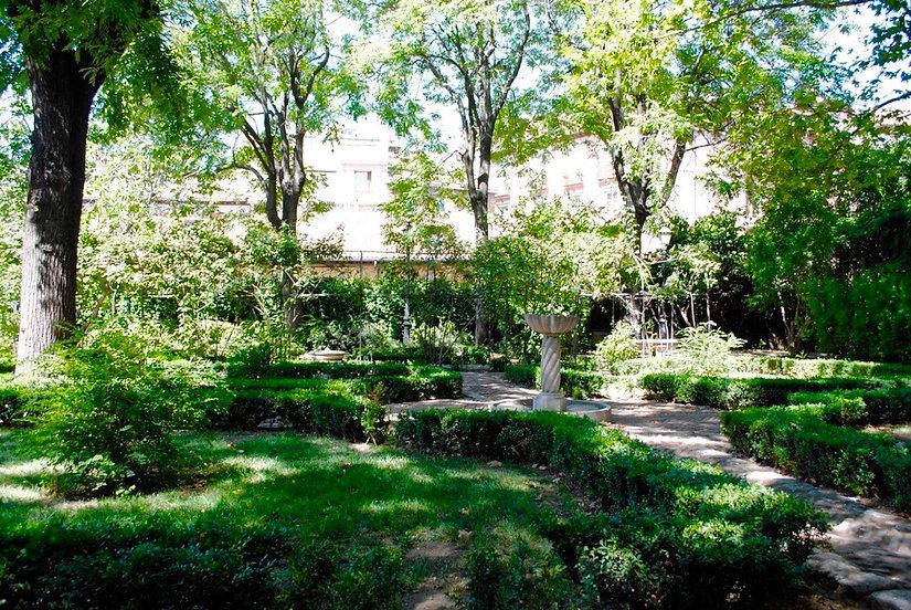 Jardin du Prince d'Angola