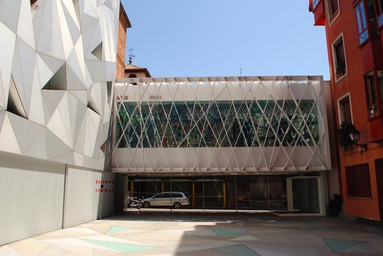Madrid, Malasaña, Muséo ABC del Dibujo