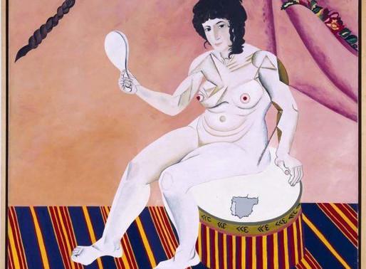Eduardo Arroyo ::: L'Espagne te regardait :::Museo Reina Sofía