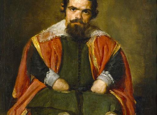 Diego Velázquez ::: Don Sebastián de Morra ::: Museo Nacional del Prado