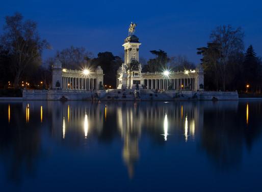 Nuit blanche à Madrid