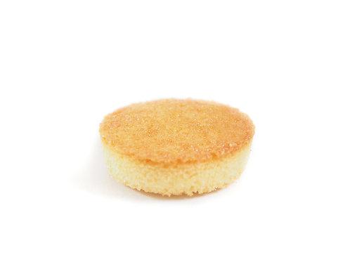 Almond Financier Cake Base 6g (x252) - $1.8/pc