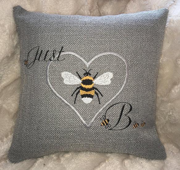 Just Bee cushion
