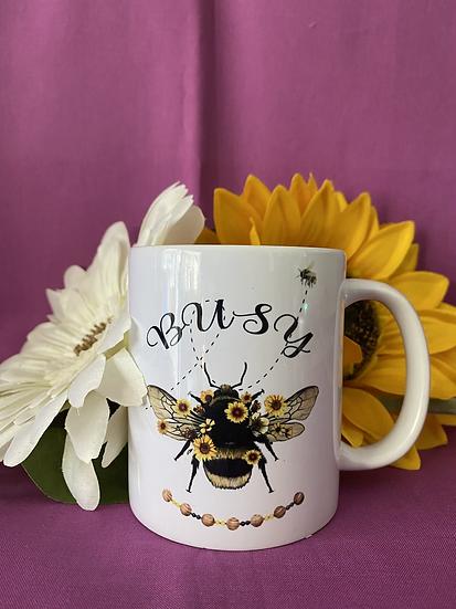 Bee mug - busy bee