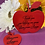 Thumbnail: Thank you teacher gift - apple Keyring