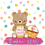 Thumbnail: Child easter tote bag - can be personalised - various designs