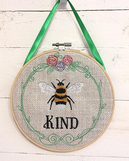 Bee Kind Wall Hanging