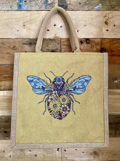 Flower bee bag