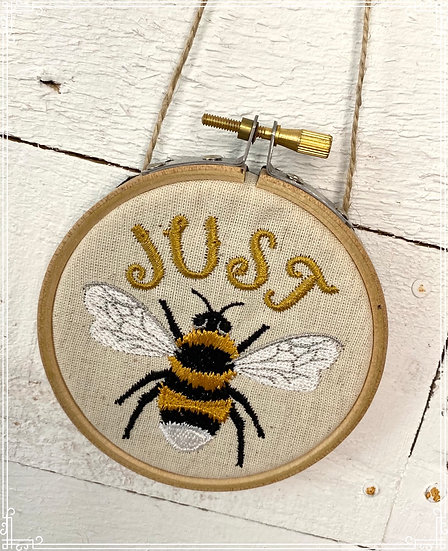 Bee hanging decoration - just bee