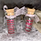 Thumbnail: Baby's firsts milestone keepsake bottles and bag