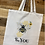Thumbnail: bee you tote bag