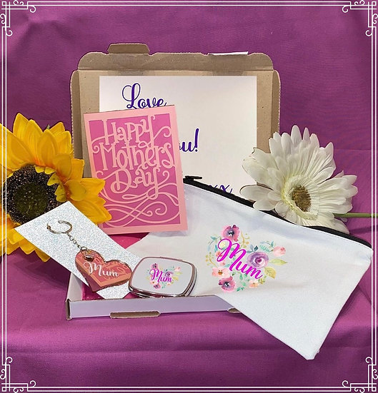 Mother's Day gift set/ gift for her / letterbox gift set
