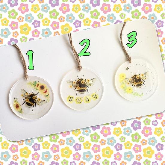 Bee hanging decoration 🐝 -