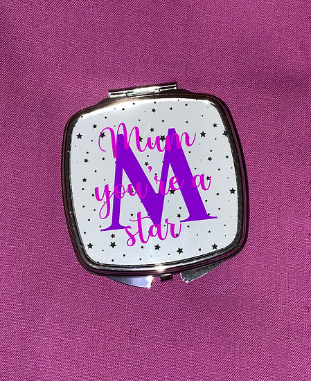 Mum Handbag Mirror - Mother's Day Gift