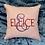 Thumbnail: Personalised small cushion
