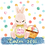 Thumbnail: Child easter cushion - can be personalised - various designs