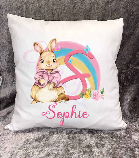 Girl's Easter gifts - Rabbit collection