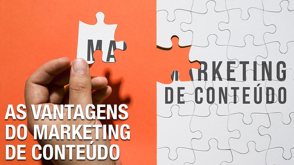 As vantagens do marketing de conteúdo