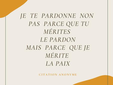 MÉMOIRE CELLULAIRE - ANCRAGE - LIBÉRATION - PLEINE CONSCIENCE : LE PARDON ✨