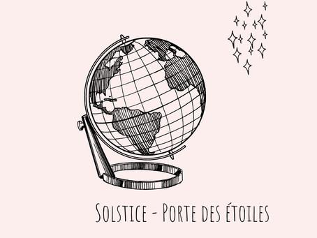 Solstice - Les portes des étoiles sont ouvertes ⭐️🐚☀️🗝🌸