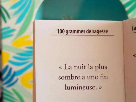 100 GRAMMES DE SAGESSE 🎄✨