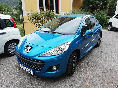 Peugeot 207 del 2012