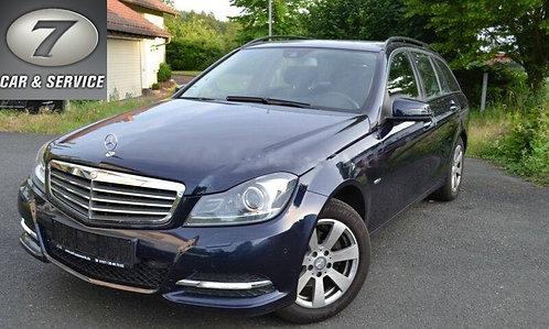 Mercedes C200 T CDI Blue Efficiency del 2012