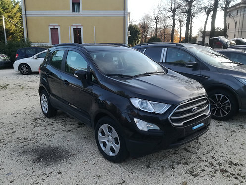 Ford Ecosport del 2019