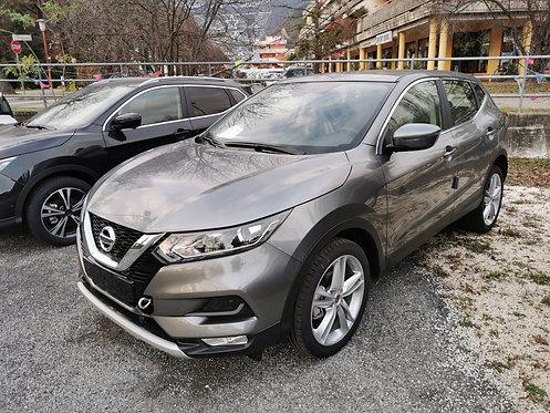 Nissan Qashqai del 2019