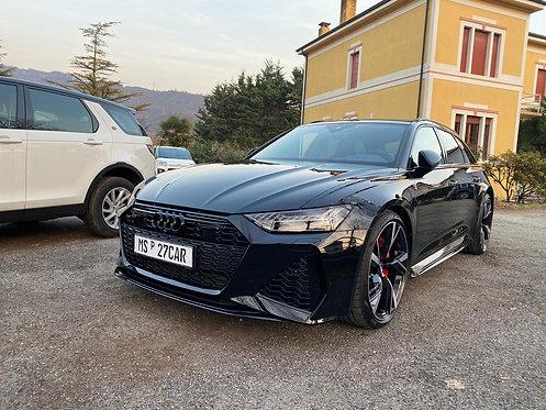 Audi RS6 del 2020